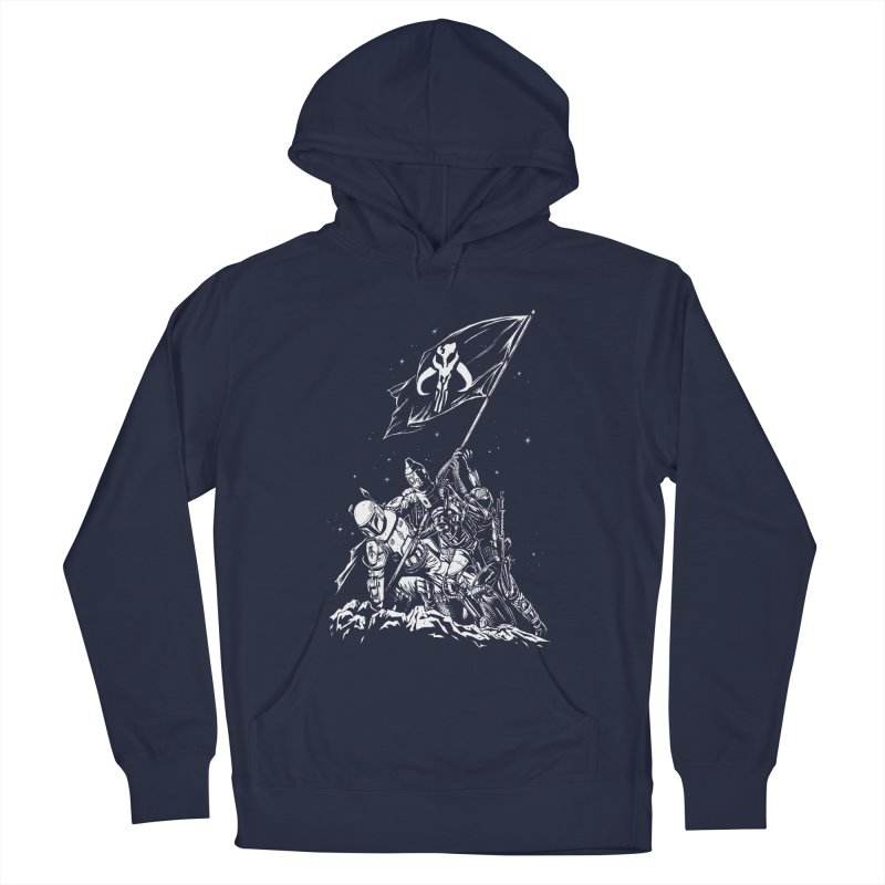 RISE OF THE BOUNTY HUNTERS Men's Pullover Hoody by ES427's Artist Shop