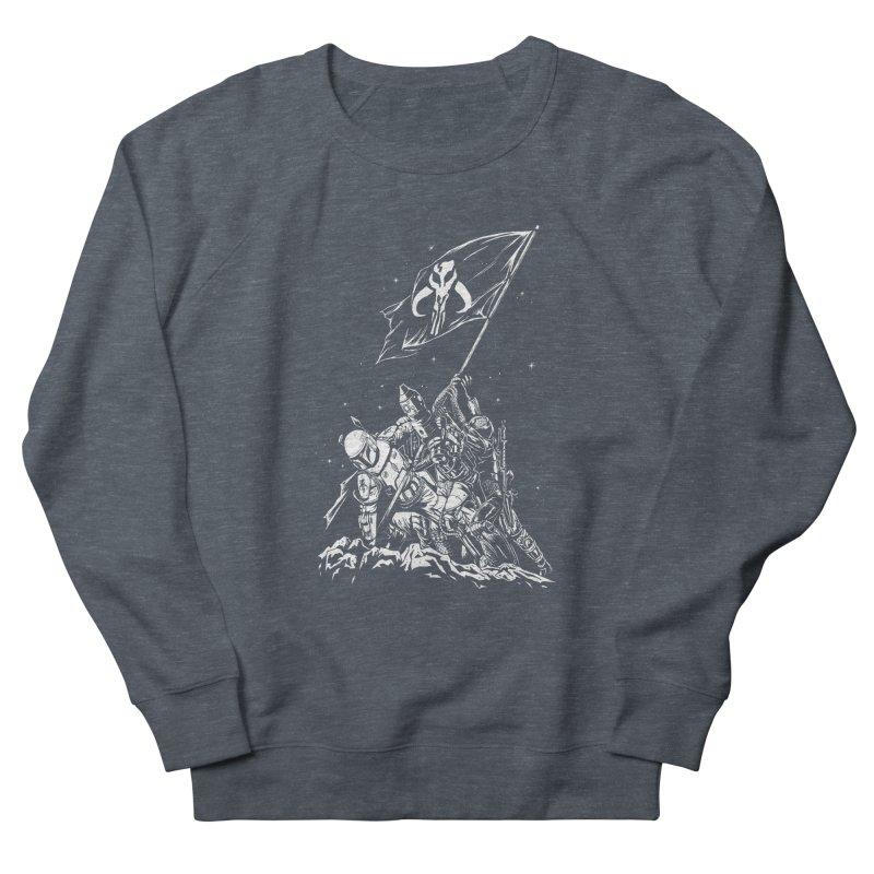 RISE OF THE BOUNTY HUNTERS Women's Sweatshirt by ES427's Artist Shop