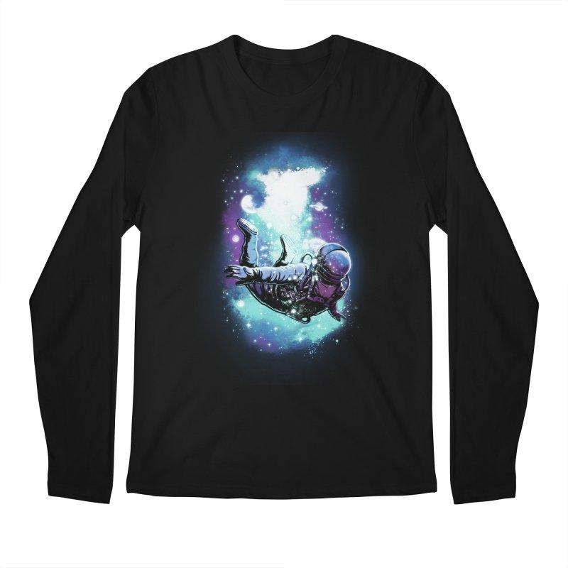 SPACE DIVING Men's Longsleeve T-Shirt by ES427's Artist Shop