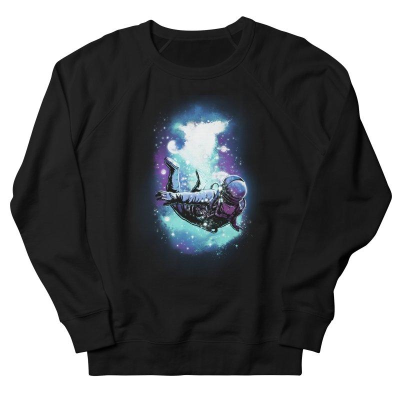 SPACE DIVING Women's Sweatshirt by ES427's Artist Shop