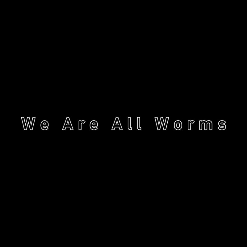 We Are All Worms (2015-2016) Accessories Zip Pouch by ESA Creations