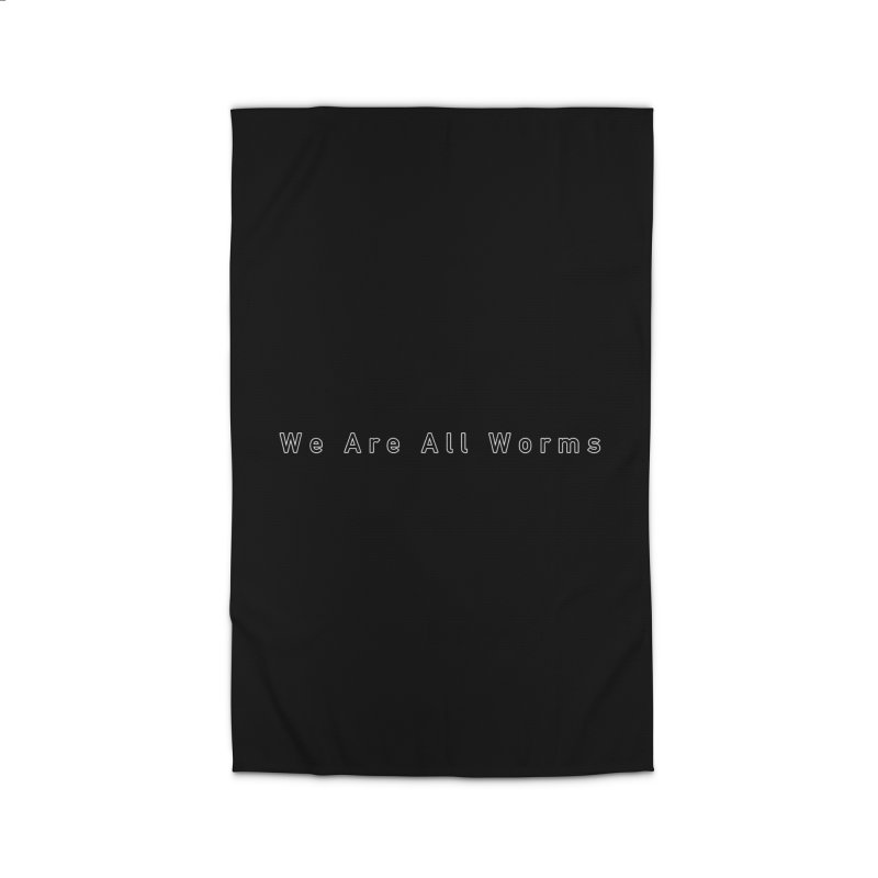 We Are All Worms (2015-2016) Home Rug by ESA Creations