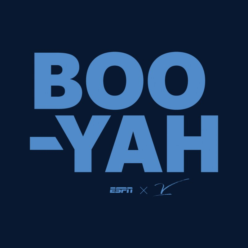 Boo-Yah Women's T-Shirt by Official ESPN Merchandise