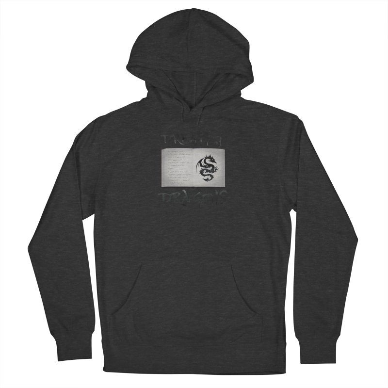 Design #4 Women's French Terry Pullover Hoody by EarnestWrites