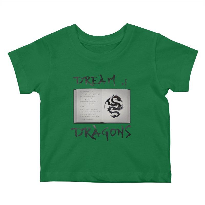Design #4 Kids Baby T-Shirt by EarnestWrites