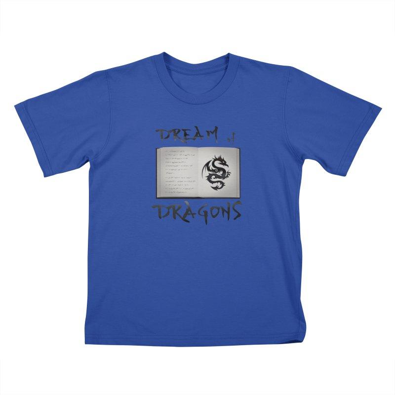 Design #4 Kids T-Shirt by EarnestWrites