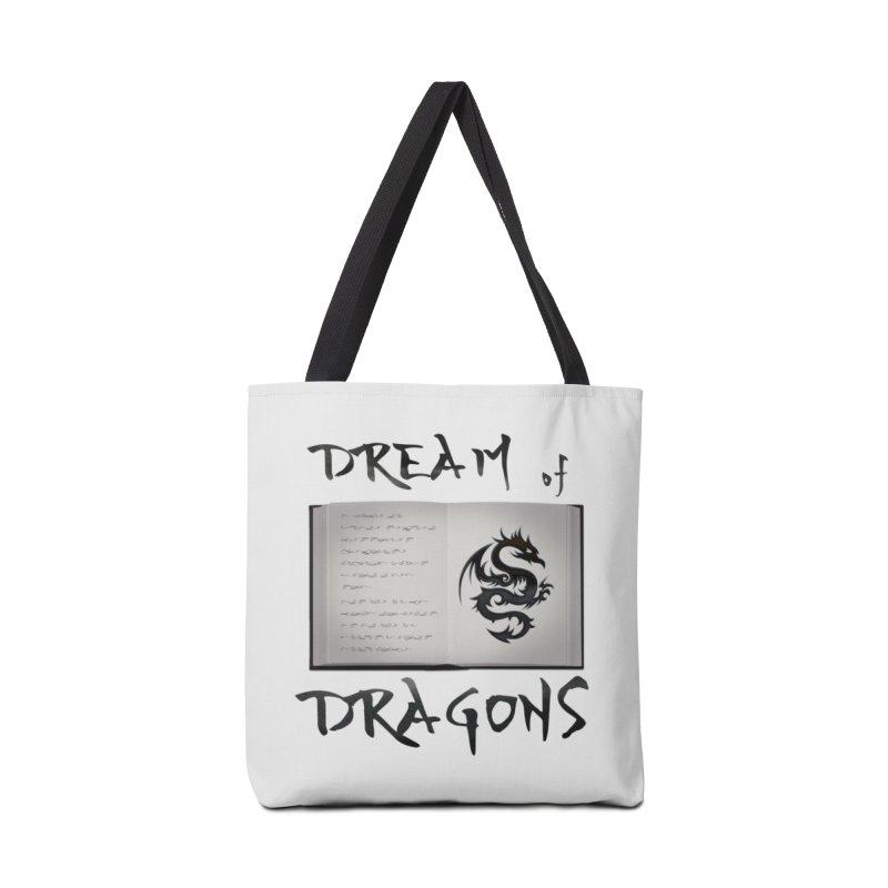 Design #4 Accessories Bag by EarnestWrites