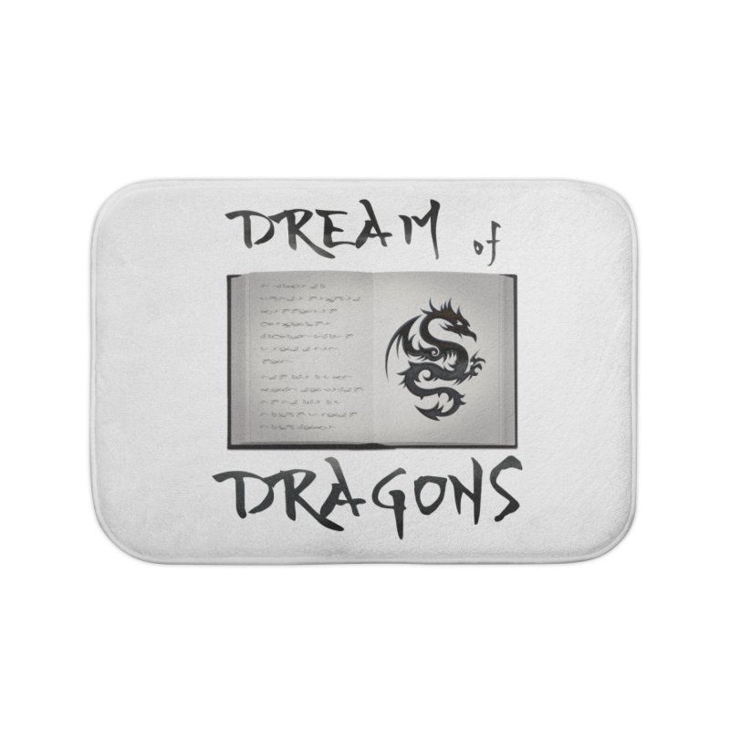 Design #4 Home Bath Mat by EarnestWrites