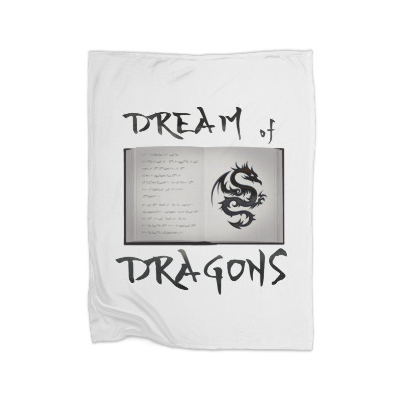 Design #4 Home Blanket by EarnestWrites