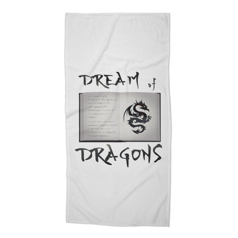 Design #4 Accessories Beach Towel by EarnestWrites