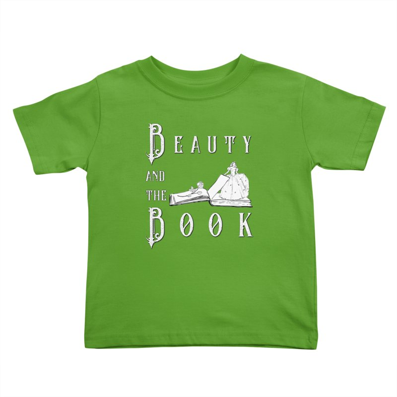 Design #6 Kids Toddler T-Shirt by EarnestWrites