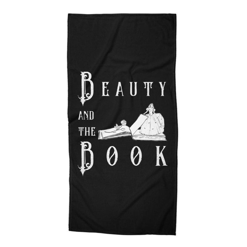 Design #6 Accessories Beach Towel by EarnestWrites