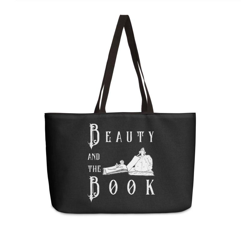 Design #6 Accessories Weekender Bag Bag by EarnestWrites