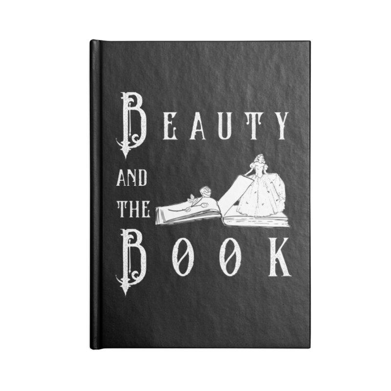 Design #6 Accessories Notebook by EarnestWrites