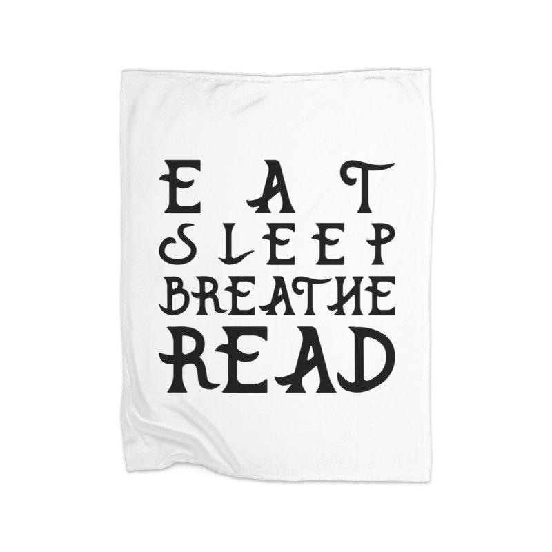 Design #8 (read variant) Home Blanket by EarnestWrites