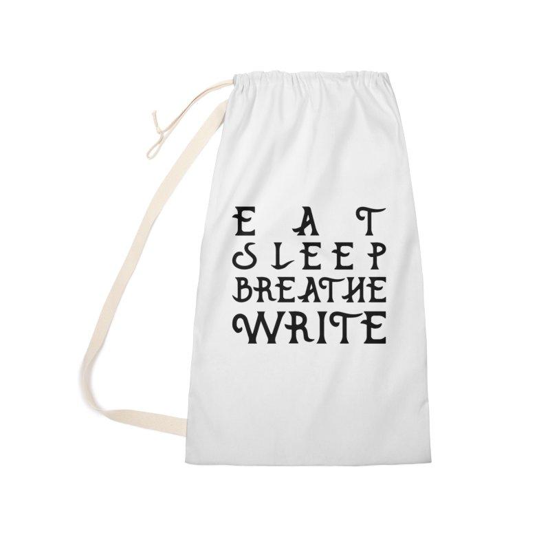 design #8 (write variant) Accessories Bag by EarnestWrites