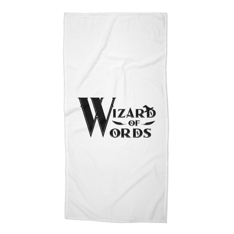 Design #9 Accessories Beach Towel by EarnestWrites