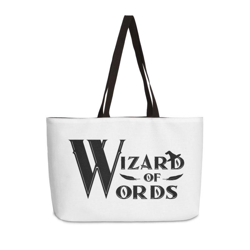 Design #9 Accessories Weekender Bag Bag by EarnestWrites