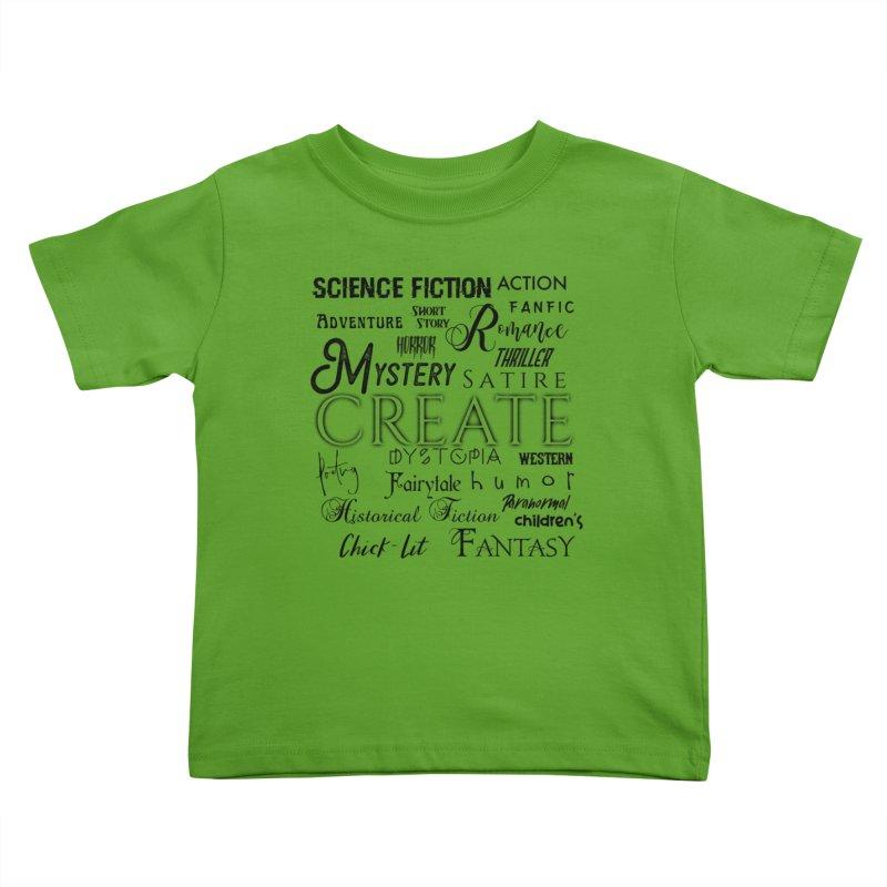 Design #10 Kids Toddler T-Shirt by EarnestWrites