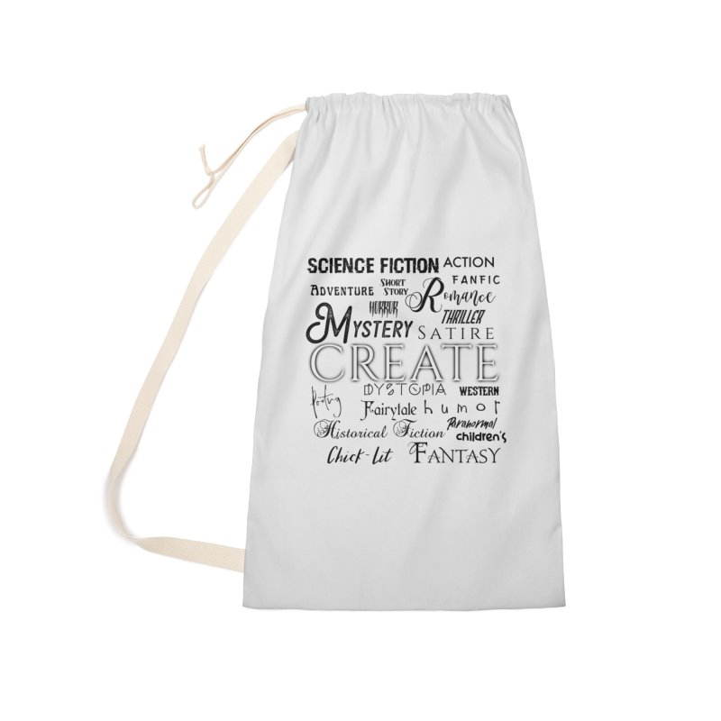 Design #10 Accessories Laundry Bag Bag by EarnestWrites