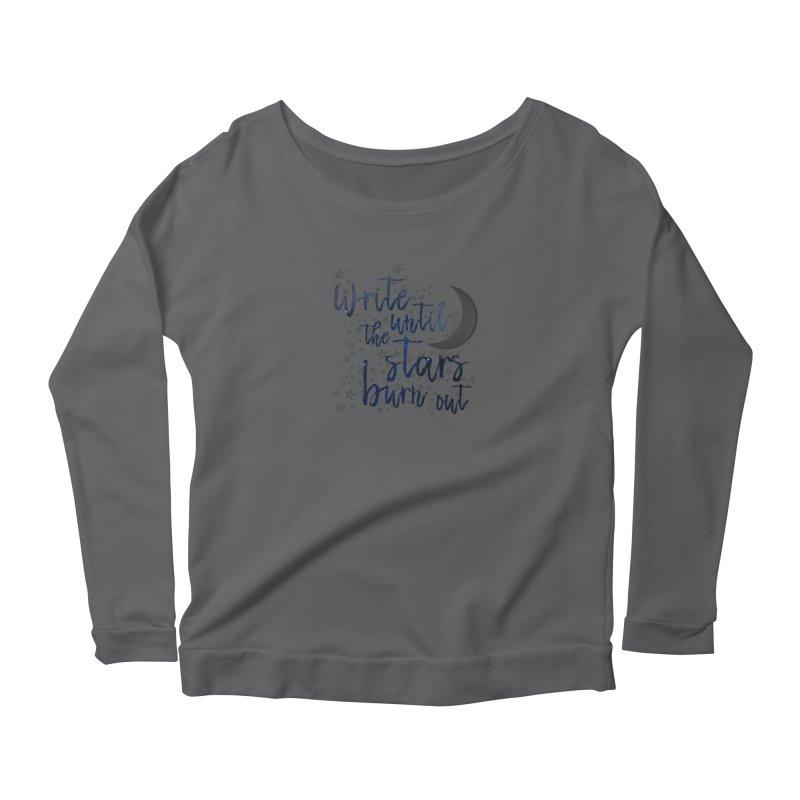 Design #11 Women's Longsleeve T-Shirt by EarnestWrites