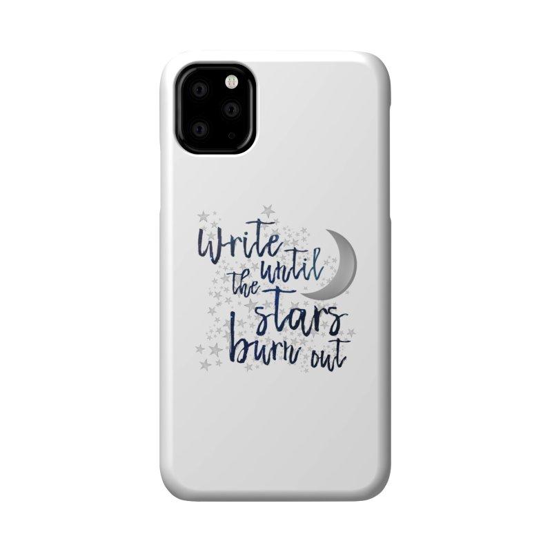 Design #11 Accessories Phone Case by EarnestWrites