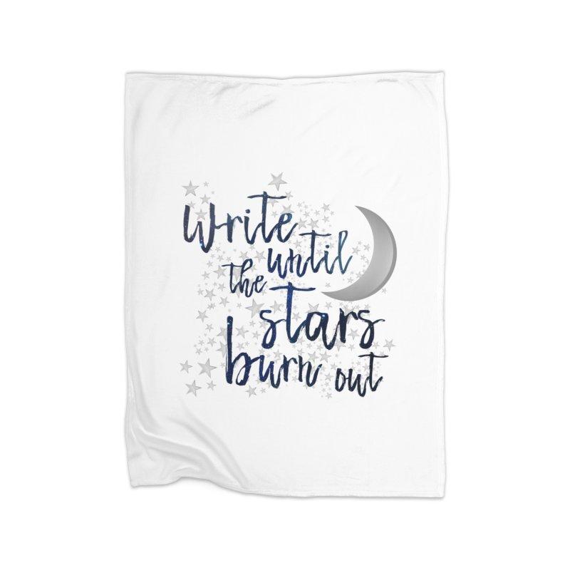 Design #11 Home Blanket by EarnestWrites