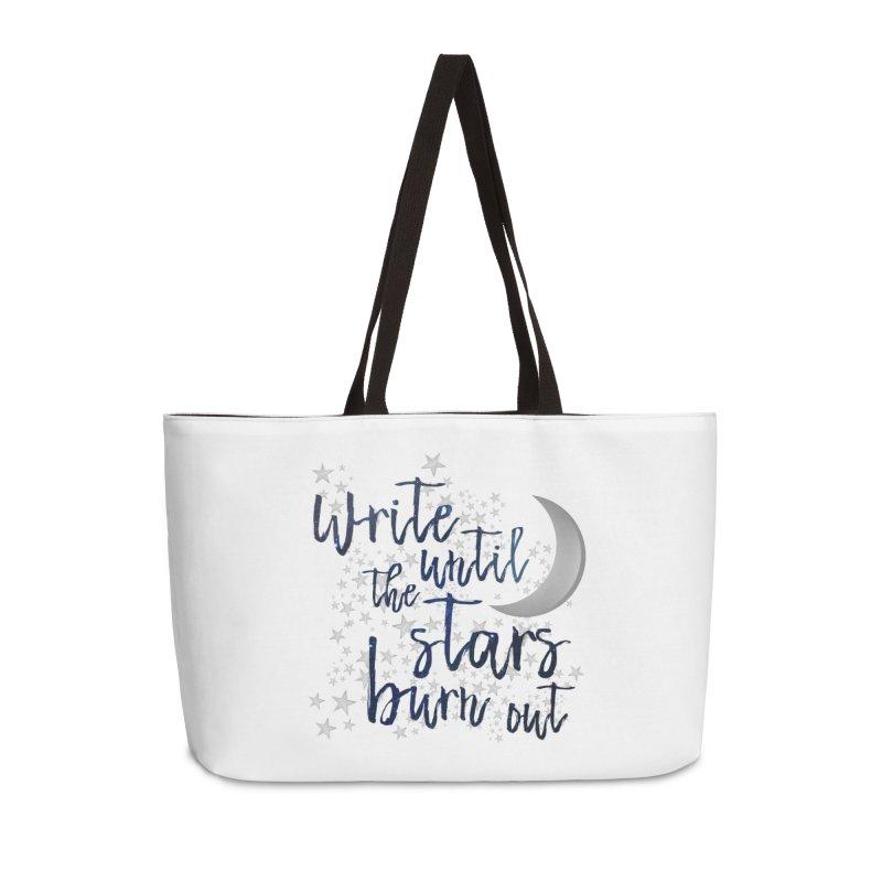 Design #11 Accessories Weekender Bag Bag by EarnestWrites