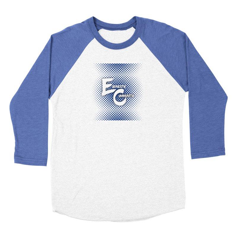 Design #12 Men's Baseball Triblend Longsleeve T-Shirt by EarnestWrites