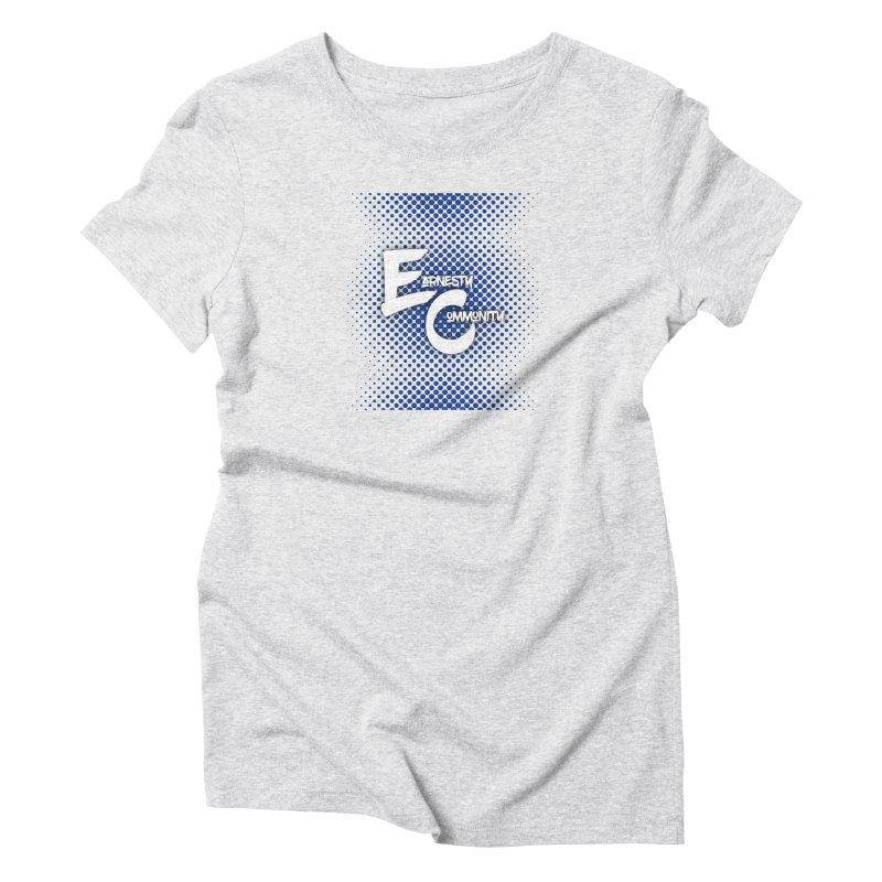 Design #12 Women's T-Shirt by EarnestWrites