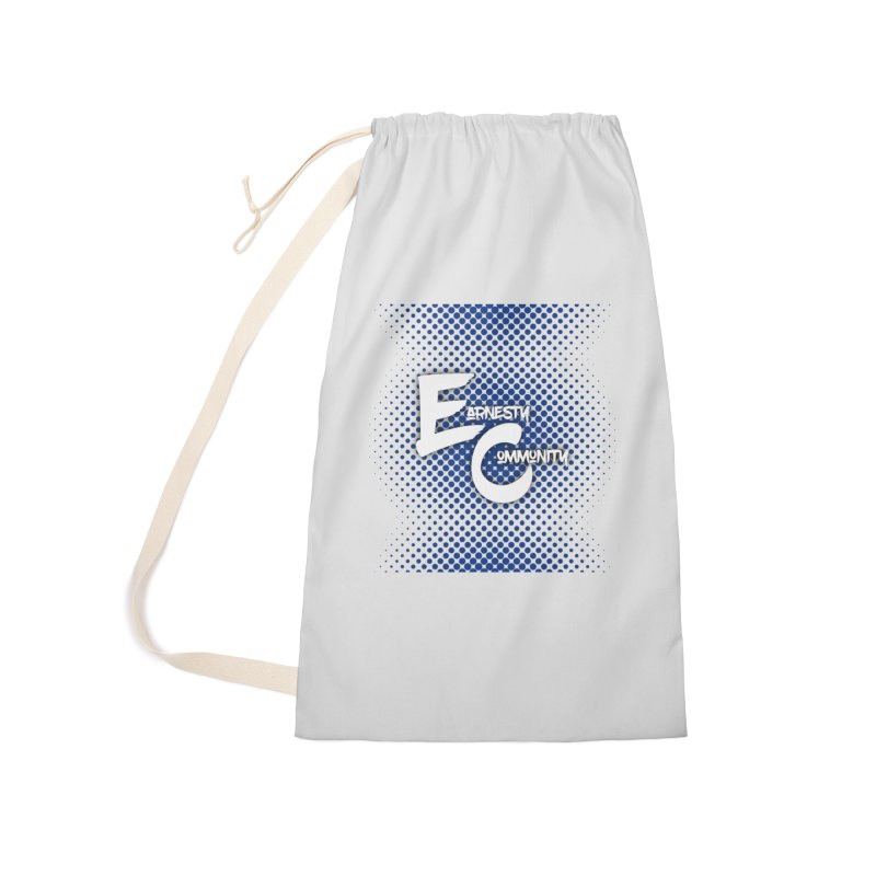 Design #12 Accessories Laundry Bag Bag by EarnestWrites