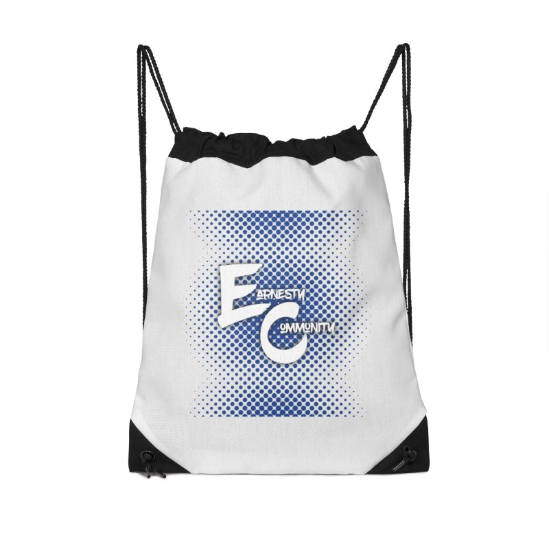 Design #12 Accessories Bag by EarnestWrites