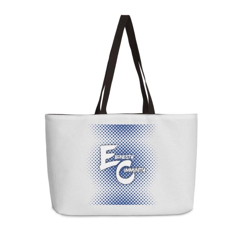 Design #12 Accessories Weekender Bag Bag by EarnestWrites