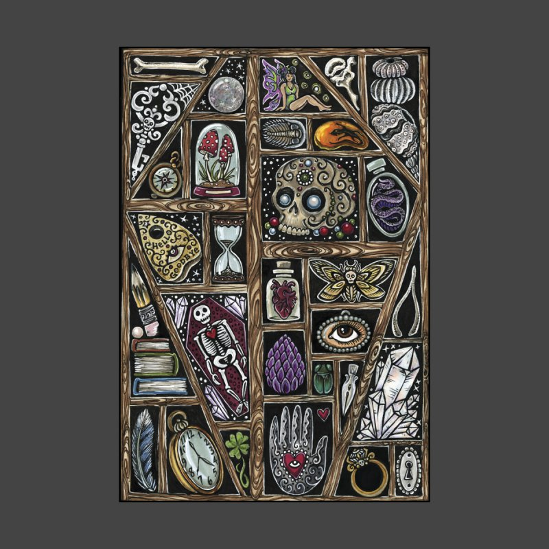 Cabinet of Curiosity by Earthenwood's Artist Shop