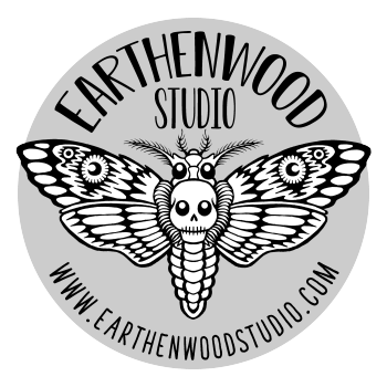 Earthenwood's Artist Shop Logo