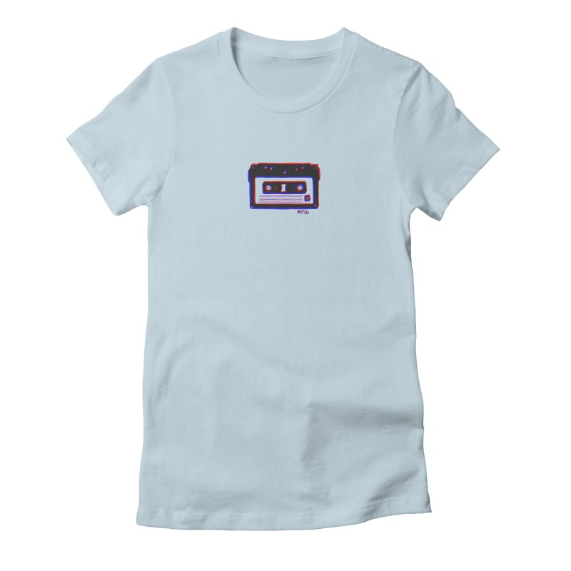 my new mixtape Women's T-Shirt by EarthtoMonica