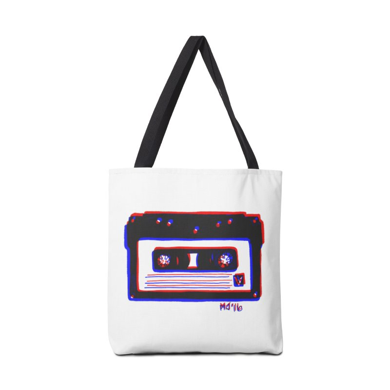 my new mixtape Accessories Bag by EarthtoMonica