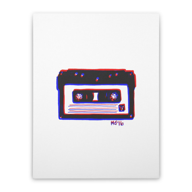my new mixtape Home Stretched Canvas by EarthtoMonica