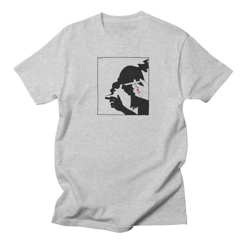 shadow babe Women's Unisex T-Shirt by Earthtomonica's Artist Shop