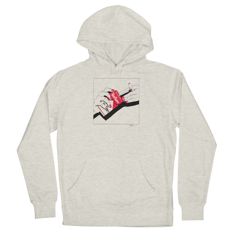 welcome to marlboro country Women's Pullover Hoody by Earthtomonica's Artist Shop