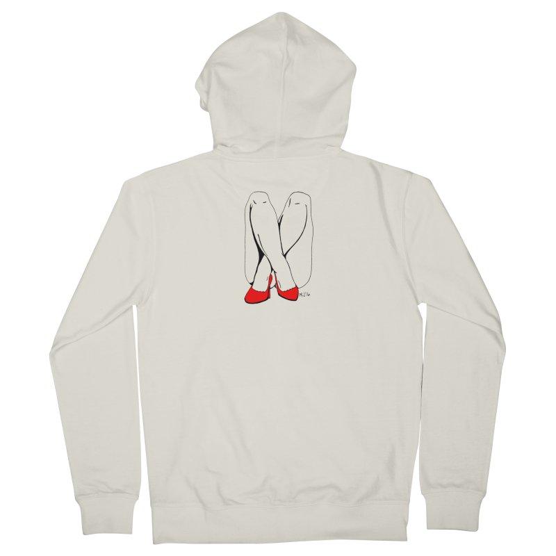 x marks the spot  Women's Zip-Up Hoody by Earthtomonica's Artist Shop