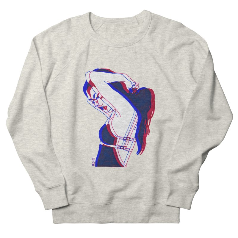take me to your bedroom, i'm ready Men's Sweatshirt by Earthtomonica's Artist Shop