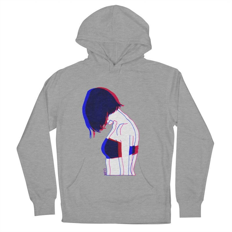 you know, i think of her sometimes Men's Pullover Hoody by Earthtomonica's Artist Shop