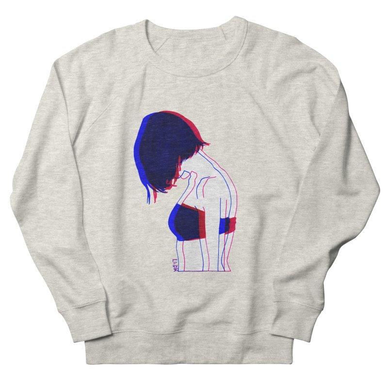 you know, i think of her sometimes Men's Sweatshirt by Earthtomonica's Artist Shop