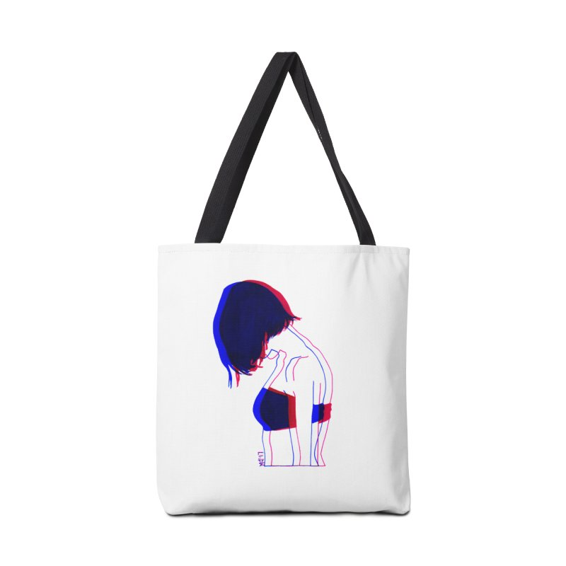 you know, i think of her sometimes Accessories Tote Bag Bag by EarthtoMonica