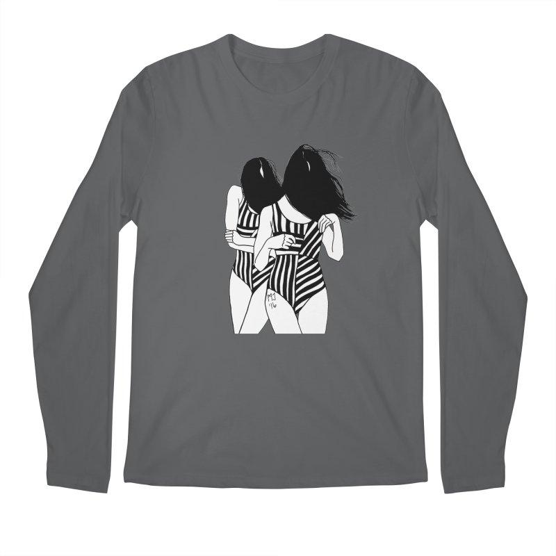 it's chill Men's Longsleeve T-Shirt by Earthtomonica's Artist Shop