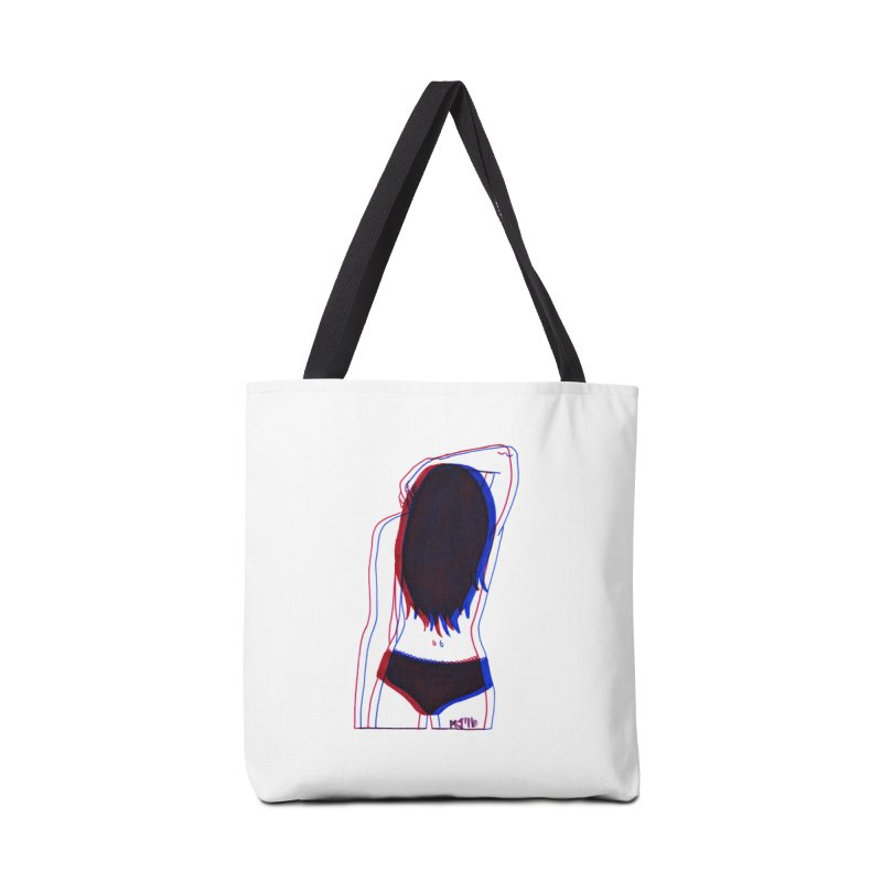 she was the first penitentiary that i'd ever seen Accessories Tote Bag Bag by EarthtoMonica