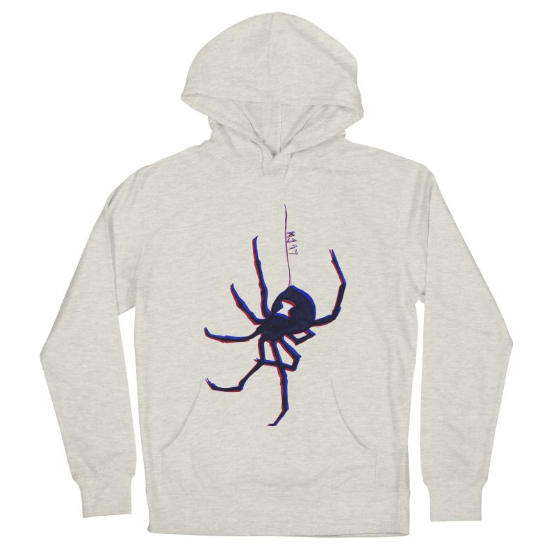 maneater Men's Pullover Hoody by Earthtomonica's Artist Shop