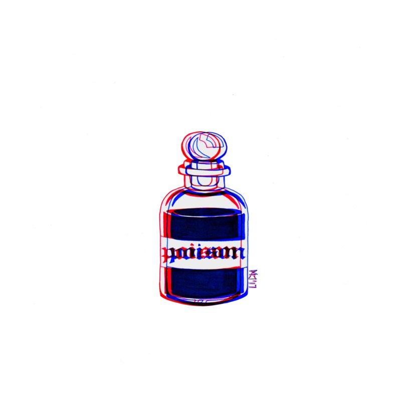 poison Men's Tank by EarthtoMonica