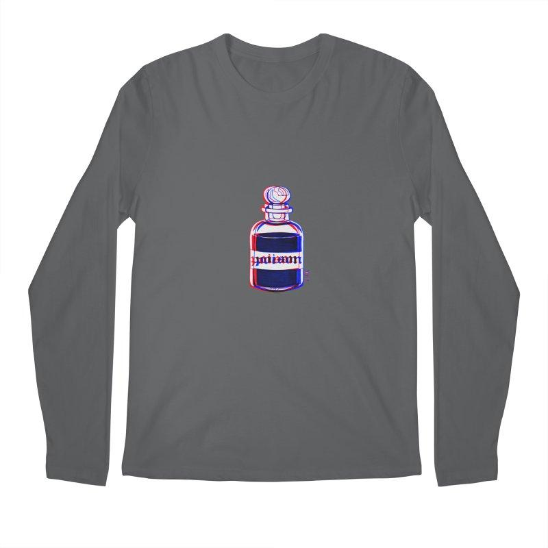 poison Men's Longsleeve T-Shirt by Earthtomonica's Artist Shop